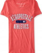 Dámské triko Aero Athletic Graphic - Růžová