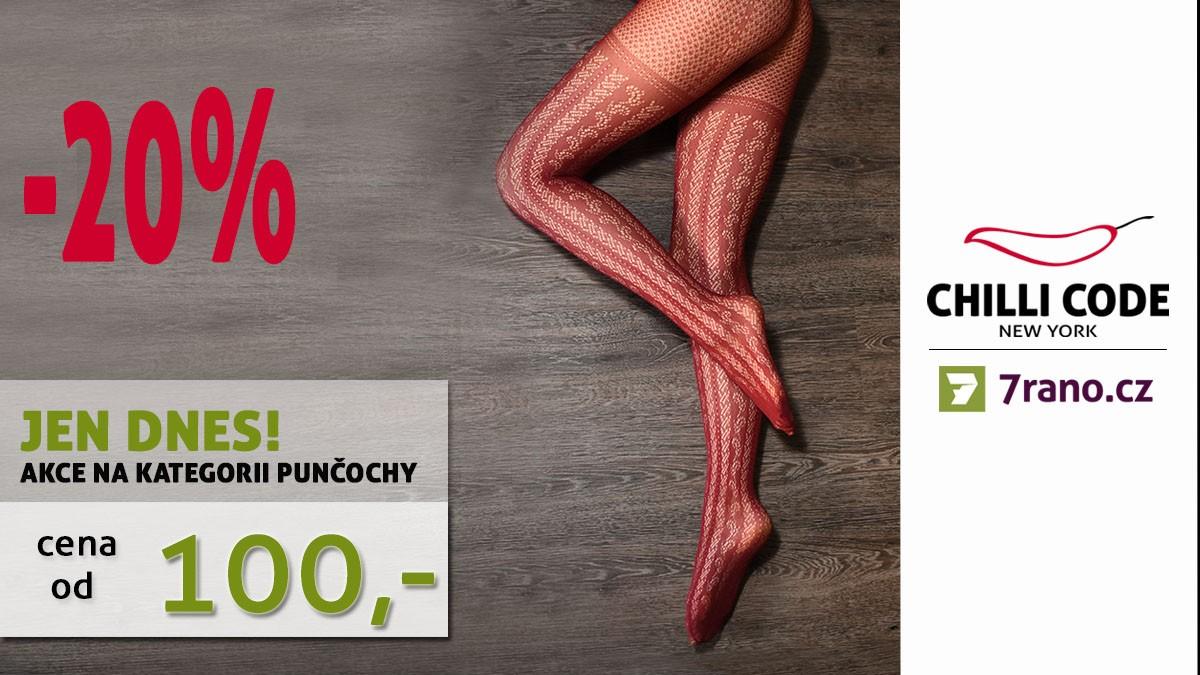 Aktuální akce - Jarní novinka - luxusní barevné punčocháče s 20% slevou 0163335c76