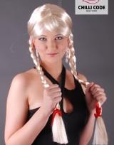 Párty paruka s copy Country Girl  - Blond