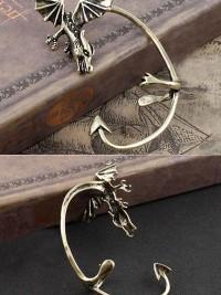 Sexy náušnice - Gothica Dragon