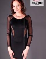 Sexy šaty Little Black Dress - Černá