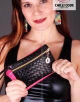 Dámské psaníčko, peněženka Pocket - Černá