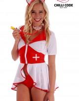 Sexy kostým - Zdravotní sestra Angela