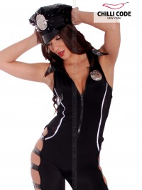 Sexy kostým - GO GO Policistka