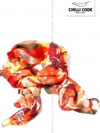06bb0483a1e Maxi šátek Wild Horse - Oranžová