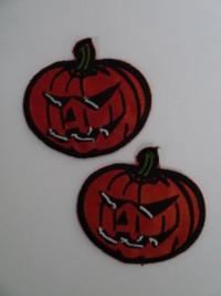 Lepítka na bradavky Halloween