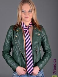 Klasická kravata - Růžová Pink Line