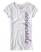 Dámské triko Graphic T - Bílá