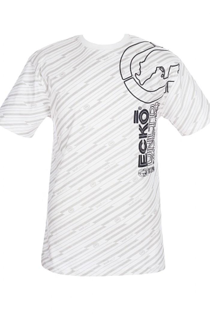 Pánské triko Tee Off - Bílá