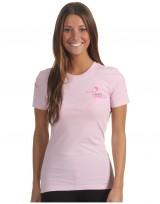 Dámské triko Puma Project Pink - Růžová