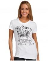 Dámské triko La Push Crew - Bílá