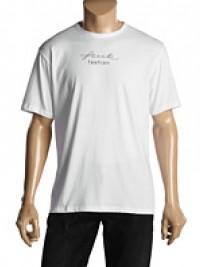 Pánské triko M2163 - Bílá