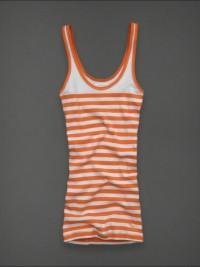 Dámské tílko Core - Oranžová