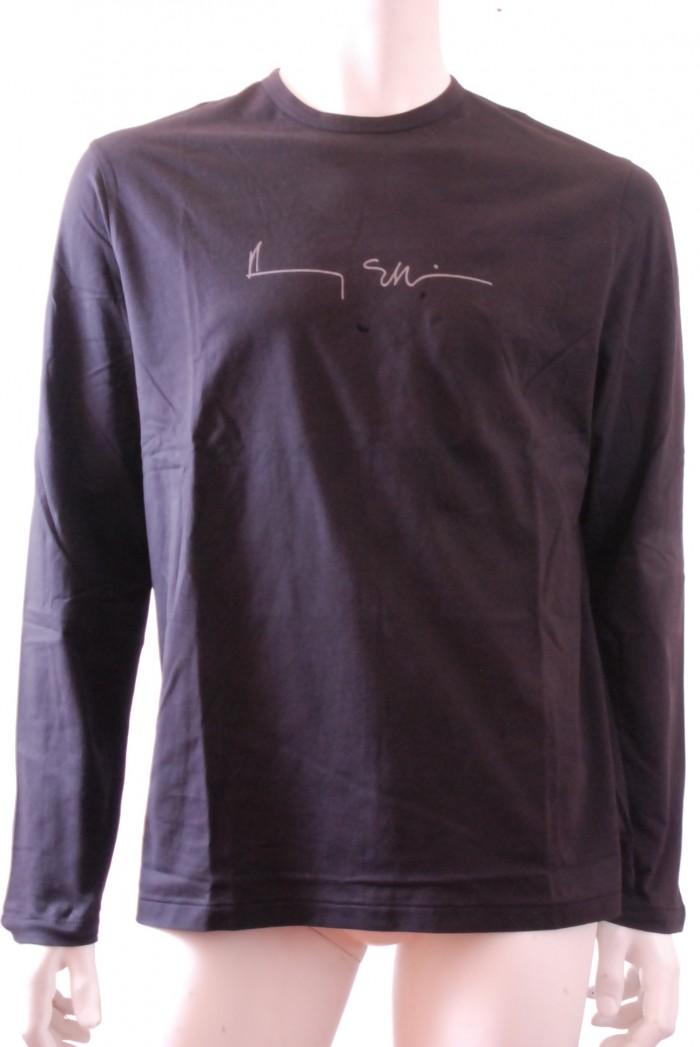 Pánské triko Signiture - Černá