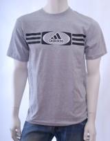 Pánské triko Select - Šedá