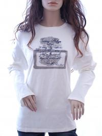 Dámské triko Original - Béžová