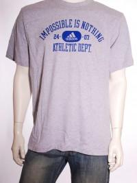 Pánské triko Mtee - Šedá
