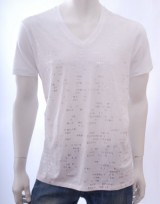 Pánské triko Mass - Bílá