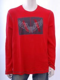 Pánské triko Less - Červená