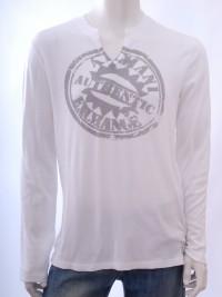 Pánské triko Turniture - Bílá