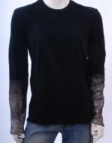 Pánské triko Gann - Černá