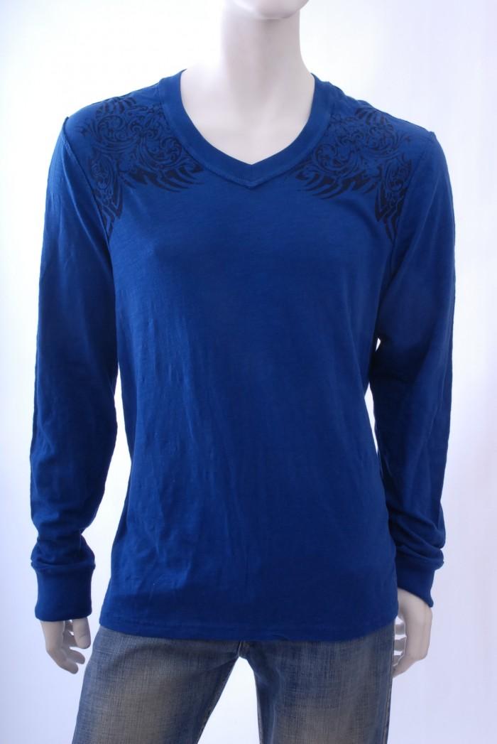 Pánské triko Mina - Modrá