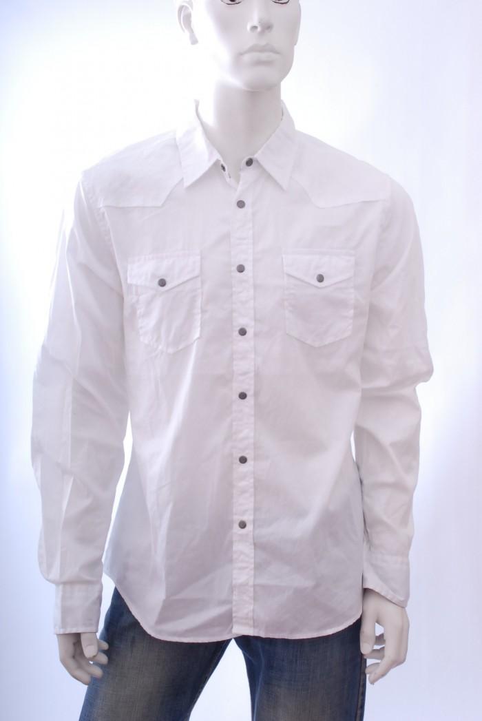 Pánská košile Punnel - Bílá