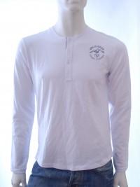 Pánské triko Hiver - Bílá