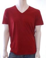 Pánské triko Disco - Červená