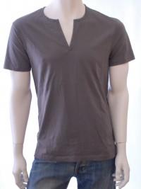 Pánské triko Authentic - Světle šedá