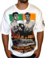 Pánské triko Latin Fury - Bílá