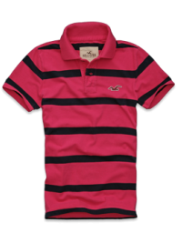 Pánské triko Rockpile - Růžová