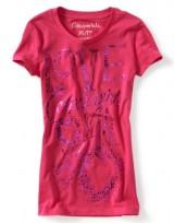 Dámské triko Love U More - Růžová