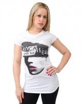 Dámské triko Rocawear Stylish Lux - Bílá