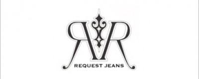 Dámské džíny, Request Jeans - Modrá